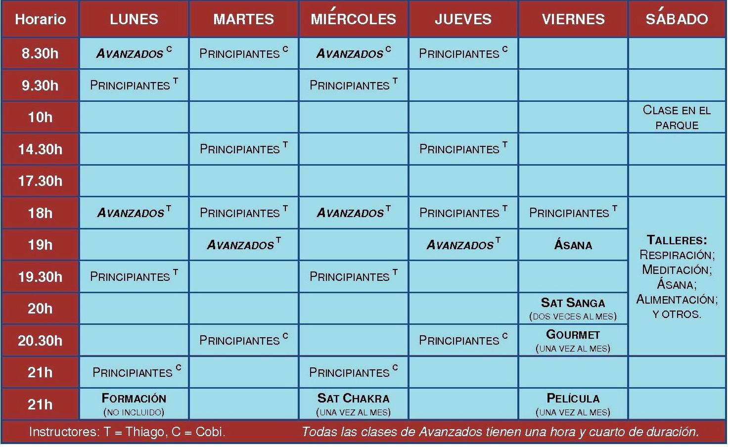 Nuevos horarios a partir del 1de septiembre derose for Horario oficina ing barcelona