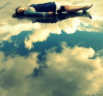 Durmiendo flotando